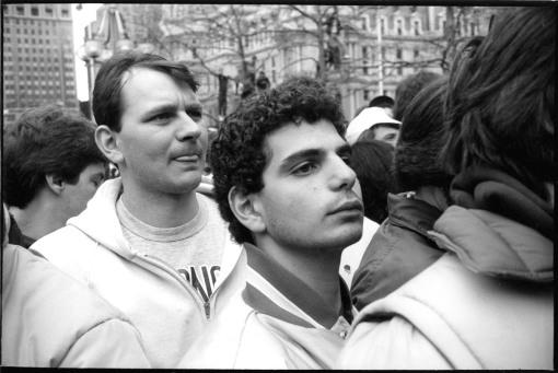 Villanova Victory Parade, Philadelphia, 1985