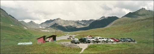 Gary Pfaff, Hatcher Pass, AK, 2003